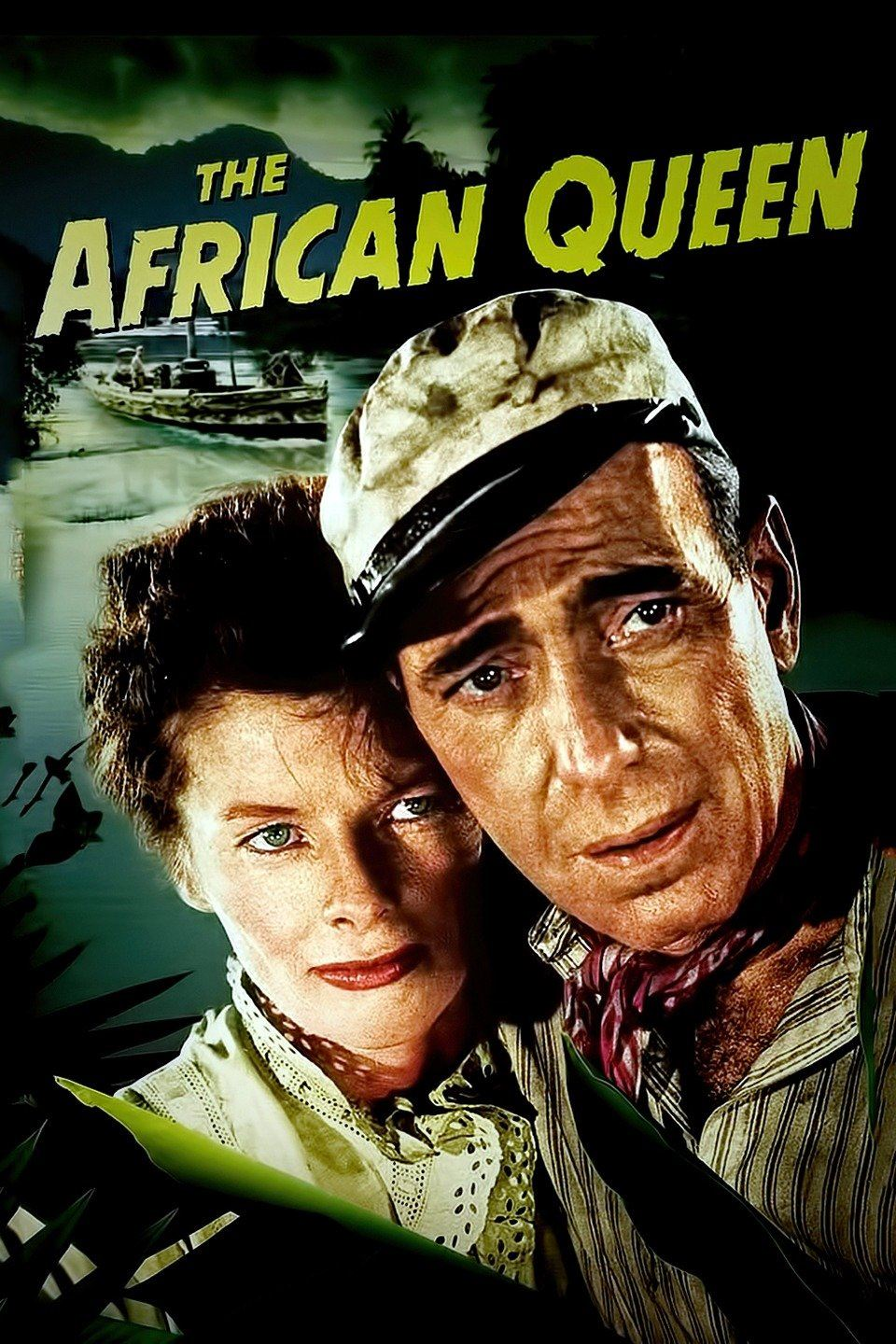 The African Queen Movie