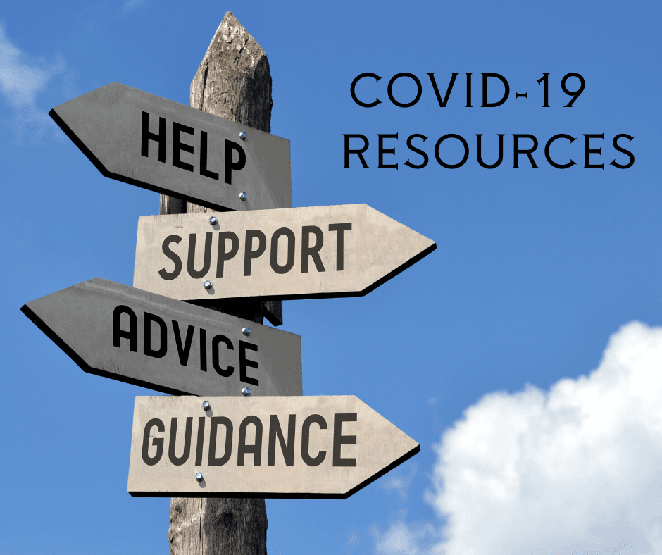 COVID resources