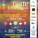 Taste of Inverness Poster