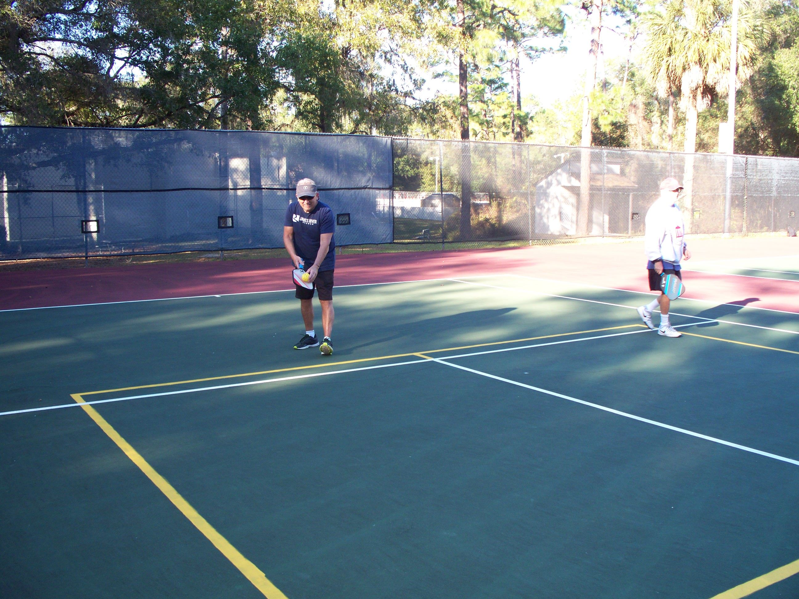 Serving up Pickleball 03